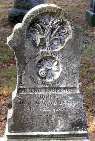 JONES, GARDENIA LAURENCE - Hanover County, Virginia   GARDENIA LAURENCE JONES - Virginia Gravestone Photos