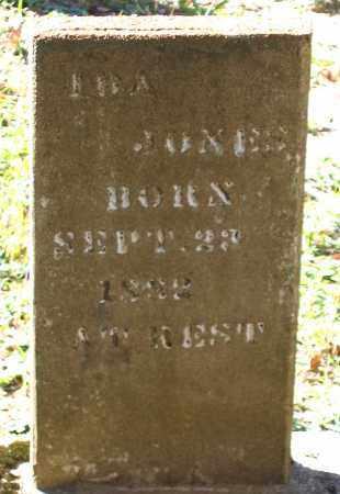 JONES, IDA - Hanover County, Virginia   IDA JONES - Virginia Gravestone Photos