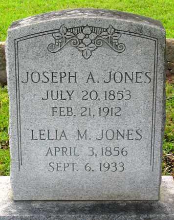 JONES, LELIA M. - Hanover County, Virginia   LELIA M. JONES - Virginia Gravestone Photos