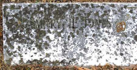 JONES, MARY H. - Hanover County, Virginia   MARY H. JONES - Virginia Gravestone Photos