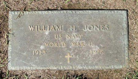 JONES, WILIAM H. - Hanover County, Virginia | WILIAM H. JONES - Virginia Gravestone Photos