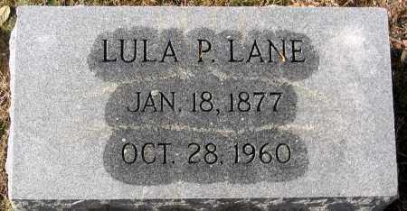 LANE, LULA P. - Hanover County, Virginia | LULA P. LANE - Virginia Gravestone Photos