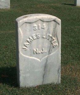 LITTLE (CW), JAMES - Hanover County, Virginia   JAMES LITTLE (CW) - Virginia Gravestone Photos