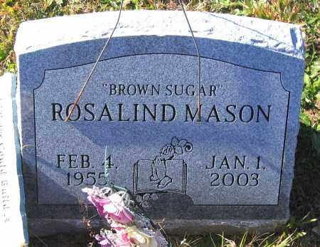 MASON, ROSALIND - Hanover County, Virginia | ROSALIND MASON - Virginia Gravestone Photos