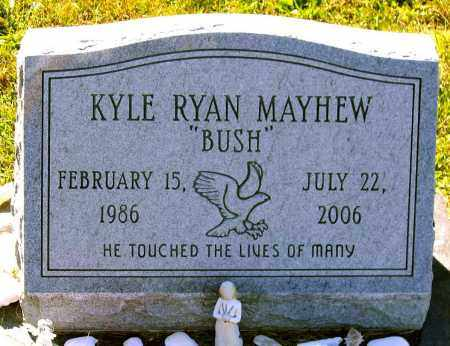 MAYHEW, KYLE RYAN - Hanover County, Virginia | KYLE RYAN MAYHEW - Virginia Gravestone Photos