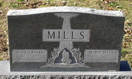 MILLS, MABLE - Hanover County, Virginia | MABLE MILLS - Virginia Gravestone Photos
