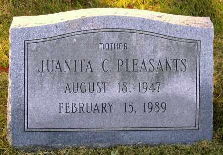 PLEASANTS, JUANITA C. - Hanover County, Virginia | JUANITA C. PLEASANTS - Virginia Gravestone Photos