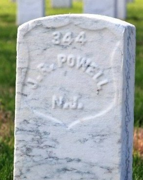 POWELL (CW), JOSEPH R. - Hanover County, Virginia | JOSEPH R. POWELL (CW) - Virginia Gravestone Photos