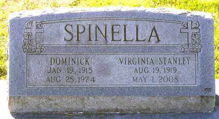 SPINELLA, DOMINICK - Hanover County, Virginia | DOMINICK SPINELLA - Virginia Gravestone Photos