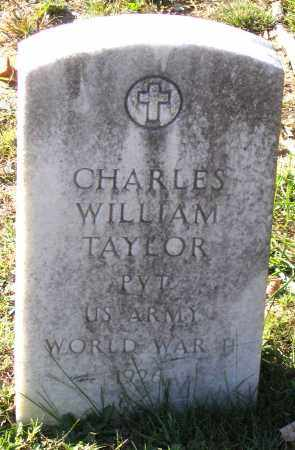 TAYLOR, CHARLES WILLIAM - Hanover County, Virginia | CHARLES WILLIAM TAYLOR - Virginia Gravestone Photos