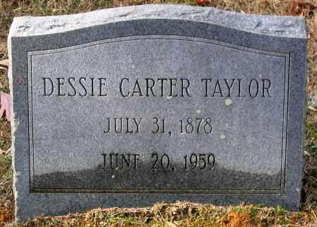 TAYLOR, DESSIE CARTER - Hanover County, Virginia | DESSIE CARTER TAYLOR - Virginia Gravestone Photos
