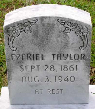 TAYLOR, EZEKIAL - Hanover County, Virginia | EZEKIAL TAYLOR - Virginia Gravestone Photos