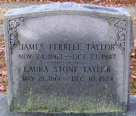 TAYLOR, LAURA - Hanover County, Virginia | LAURA TAYLOR - Virginia Gravestone Photos