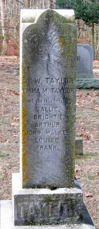 TAYLOR, ARTHUR - Hanover County, Virginia | ARTHUR TAYLOR - Virginia Gravestone Photos