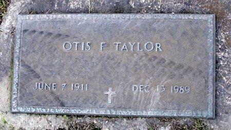 TAYLOR, OTIS F. - Hanover County, Virginia | OTIS F. TAYLOR - Virginia Gravestone Photos