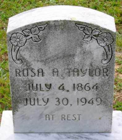 TAYLOR, ROSA A. - Hanover County, Virginia | ROSA A. TAYLOR - Virginia Gravestone Photos