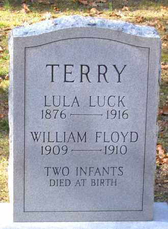 TERRY, LULA - Hanover County, Virginia | LULA TERRY - Virginia Gravestone Photos