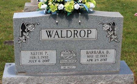 WALDROP, KEITH P. - Hanover County, Virginia | KEITH P. WALDROP - Virginia Gravestone Photos
