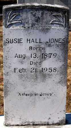 JONES, SUSIE - Hanover County, Virginia   SUSIE JONES - Virginia Gravestone Photos