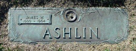 ASHLIN, JAMES W. - Henrico County, Virginia | JAMES W. ASHLIN - Virginia Gravestone Photos