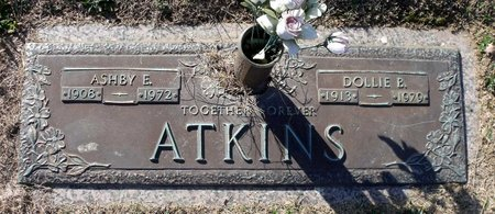 ATKINS, DOLLIE B. - Henrico County, Virginia | DOLLIE B. ATKINS - Virginia Gravestone Photos