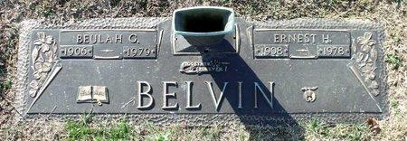 BELVIN, ERNEST H. - Henrico County, Virginia | ERNEST H. BELVIN - Virginia Gravestone Photos