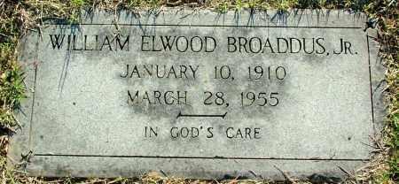 BROADDUS, WILLIAM ELWOOD, JR. - Henrico County, Virginia | WILLIAM ELWOOD, JR. BROADDUS - Virginia Gravestone Photos