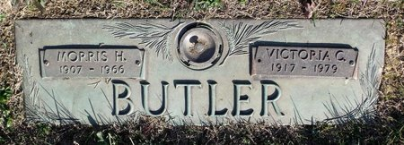 BUTLER, VICTORIA C. - Henrico County, Virginia | VICTORIA C. BUTLER - Virginia Gravestone Photos