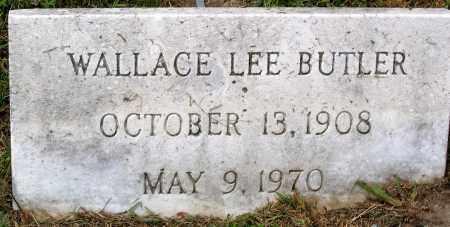 BUTLER, WALLACE LEE - Henrico County, Virginia | WALLACE LEE BUTLER - Virginia Gravestone Photos