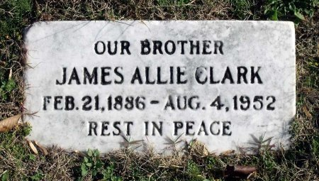 CLARK, JAMES ALLIE - Henrico County, Virginia | JAMES ALLIE CLARK - Virginia Gravestone Photos