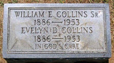 COLLINS, WILLIAM E. SR. - Henrico County, Virginia | WILLIAM E. SR. COLLINS - Virginia Gravestone Photos