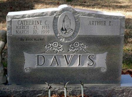 DAVIS, CATHERINE C. - Henrico County, Virginia | CATHERINE C. DAVIS - Virginia Gravestone Photos