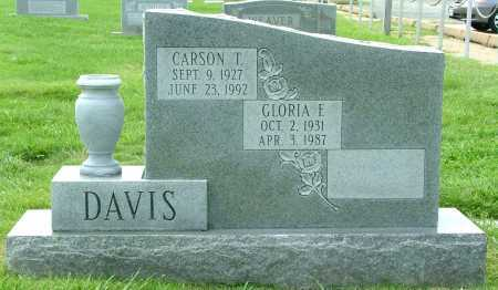 DAVIS, GLORIA E. - Henrico County, Virginia | GLORIA E. DAVIS - Virginia Gravestone Photos