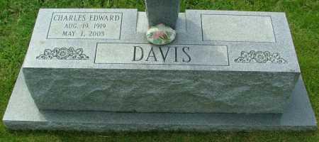 DAVIS, CHARLES EDWARD - Henrico County, Virginia | CHARLES EDWARD DAVIS - Virginia Gravestone Photos