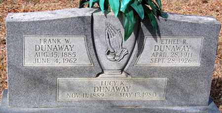 DUNAWAY, LUCY K. - Henrico County, Virginia | LUCY K. DUNAWAY - Virginia Gravestone Photos