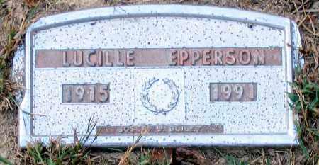 EPPERSON, LUCILLE - Henrico County, Virginia | LUCILLE EPPERSON - Virginia Gravestone Photos