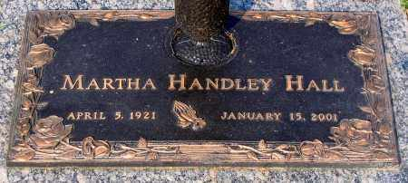 HALL, MARTHA - Henrico County, Virginia | MARTHA HALL - Virginia Gravestone Photos