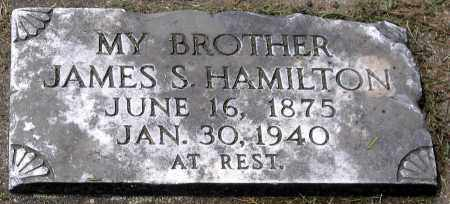 HAMILTON, JAMES S. - Henrico County, Virginia | JAMES S. HAMILTON - Virginia Gravestone Photos
