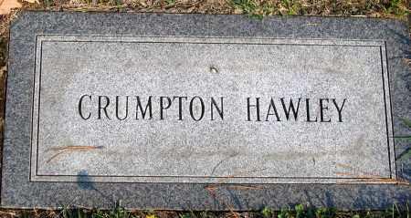 HAWLEY, CRUMPTON - Henrico County, Virginia | CRUMPTON HAWLEY - Virginia Gravestone Photos