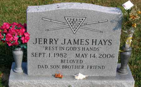 HAYS, JERRY JAMES - Henrico County, Virginia | JERRY JAMES HAYS - Virginia Gravestone Photos