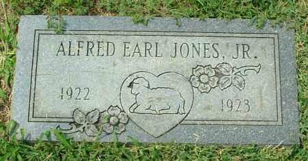 JONES, ALFRED EARL, JR. - Henrico County, Virginia | ALFRED EARL, JR. JONES - Virginia Gravestone Photos