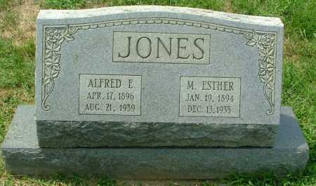JONES, ALFRED EARL - Henrico County, Virginia | ALFRED EARL JONES - Virginia Gravestone Photos
