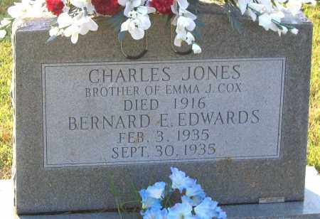 JONES, CHARLES - Henrico County, Virginia | CHARLES JONES - Virginia Gravestone Photos