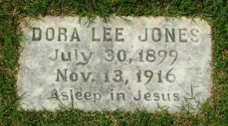 JONES, DORA LEE - Henrico County, Virginia | DORA LEE JONES - Virginia Gravestone Photos