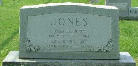 JONES, EMMA - Henrico County, Virginia | EMMA JONES - Virginia Gravestone Photos