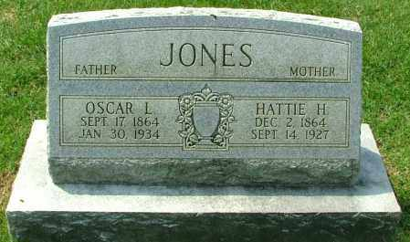 JONES, OSCAR L. - Henrico County, Virginia | OSCAR L. JONES - Virginia Gravestone Photos
