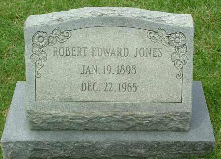 JONES, ROBERT EDWARD - Henrico County, Virginia | ROBERT EDWARD JONES - Virginia Gravestone Photos