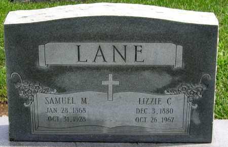 LANE, LIZZIE C. - Henrico County, Virginia   LIZZIE C. LANE - Virginia Gravestone Photos