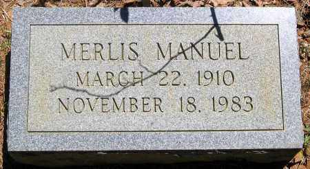 MANUEL, MERLIS - Henrico County, Virginia | MERLIS MANUEL - Virginia Gravestone Photos