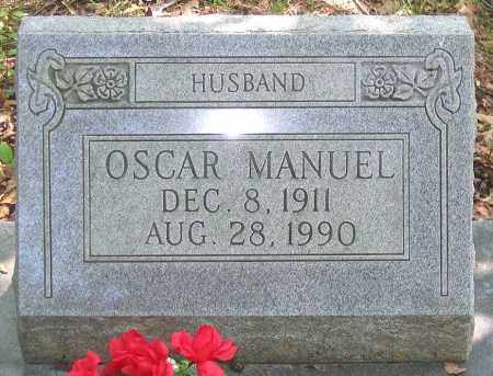MANUEL, OSCAR - Henrico County, Virginia | OSCAR MANUEL - Virginia Gravestone Photos